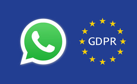 WhatsApp GDPR violation penalty